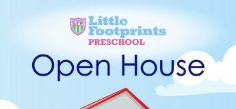Little Footprints Preschool Open House @ Thomson