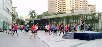Bollydazz Workout by HPB
