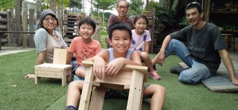 3-Day Basic Woodworking for Children