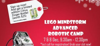 LEGO Mindstorm Advanced Robotic Camp/ LEGO Wedo Junior Robotic Camp
