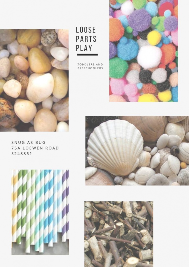 Loose Parts Play for Tots and Preschoolers