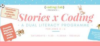 Stories x Coding: 5 Little Monkeys!