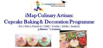 IMap Culinary Artisan: Cupcake Baking & Decoration Programme