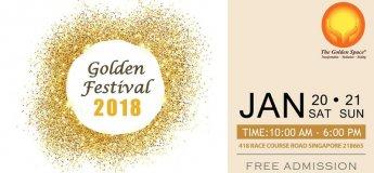 Golden Festival 2018